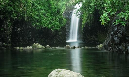 Bouma National Heritage Park Taveuni Island Jordan Road