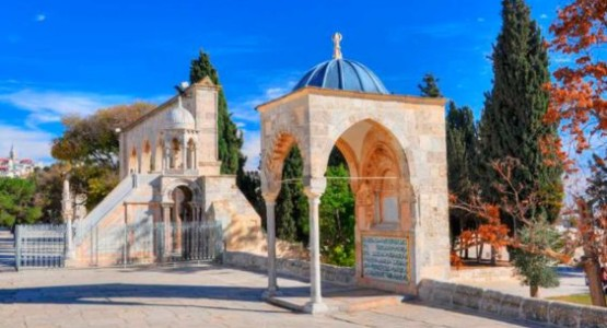 Al Aqsa and Beyond