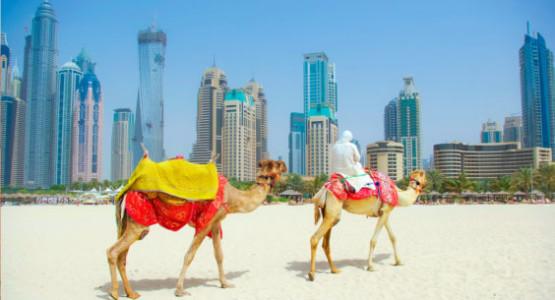 Jewels of Dubai & Jordan
